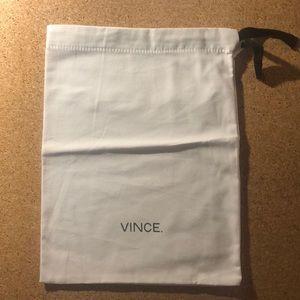 Vince dust bag